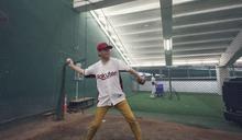 中職/日台交流協會代表泉裕泰開球 回憶野球舊時光