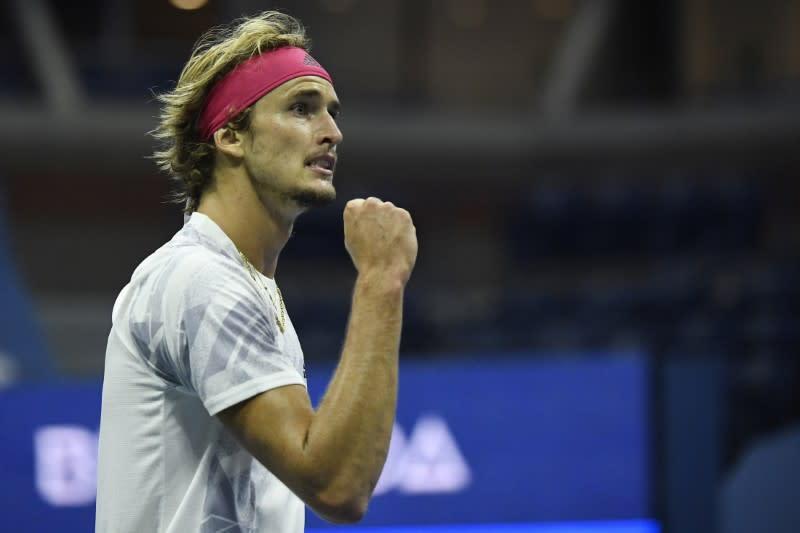 Zverev rallies by Carreno Busta to reach U.S. Open final