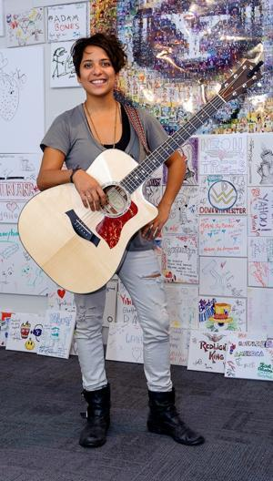 Vicci Martinez Shares Her Voice With Yahoo! Music