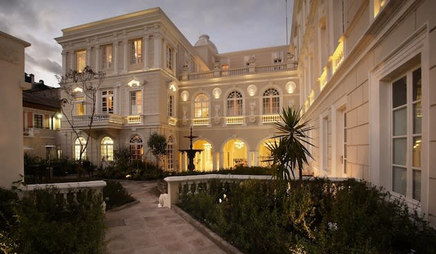New crop of chic Quito hotels