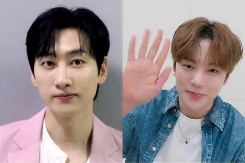 Eunhyuk Super Junior Duet Bareng Minhyuk Monsta X Di Acara Idola Baru