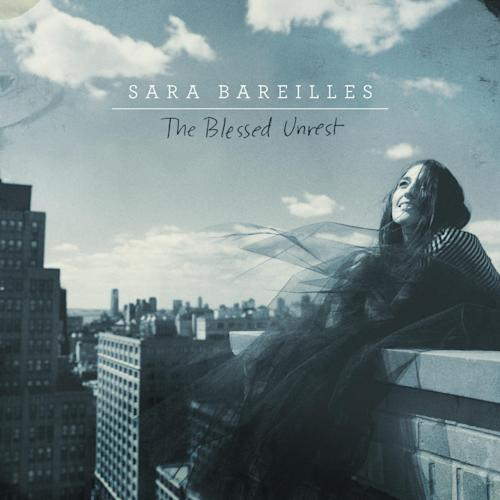 "This CD cover image released by Epic Records shows ""The Blessed Unrest,"" by Sara Bareilles. (AP Photo/Epic Records)"