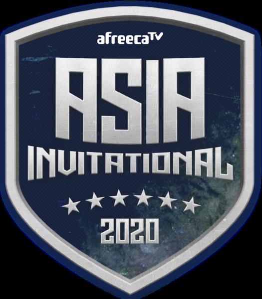 AfreecaTV Asia Invitational Summer 2020 (Asia)