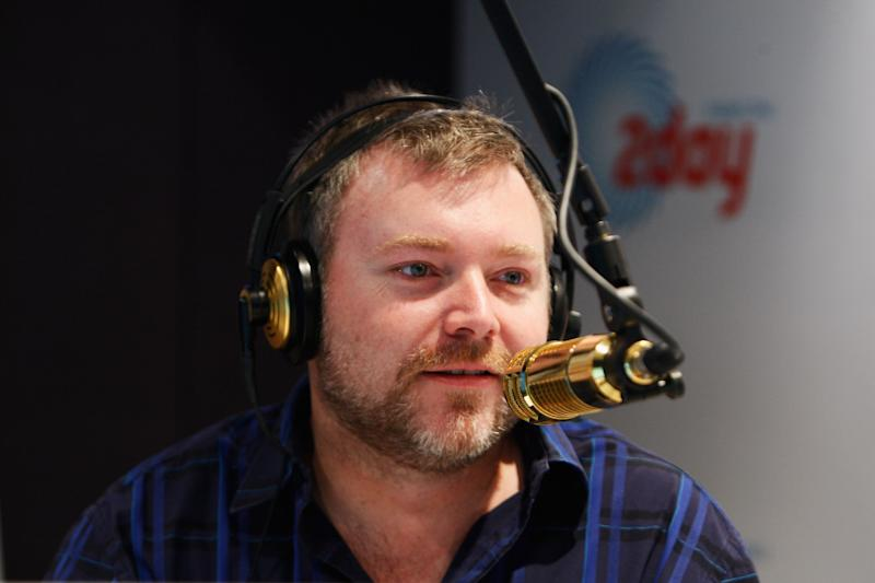 Kyle and Jackie O were embroiled in a nasty incident while at 2Day FM in 2009. Photo: Getty Images