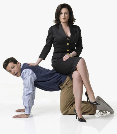 Jack McFarland and Karen Walker (Will & Grace)