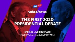 Trump, Biden participate in the first 2020 presidential debate
