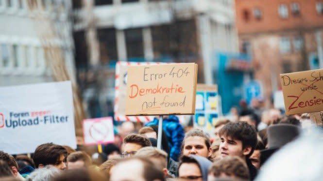 Tipe-tipe Mahasiswa yang Ikut Demonstrasi