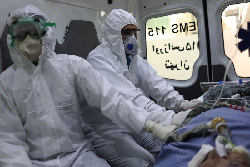 Iran reports highest daily coronavirus cases in past 10 days
