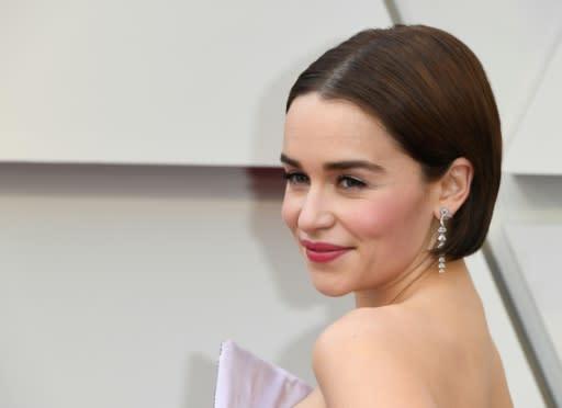 Game of Thrones star Emilia Clarke reveals life-threatening health scare