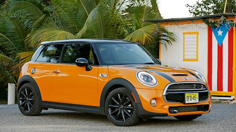 2015 Mini Cooper, the half-size BMW: Motoramic Drives