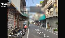 消防車能過嗎? 文化路巷弄招牌「橫空」惹疑慮