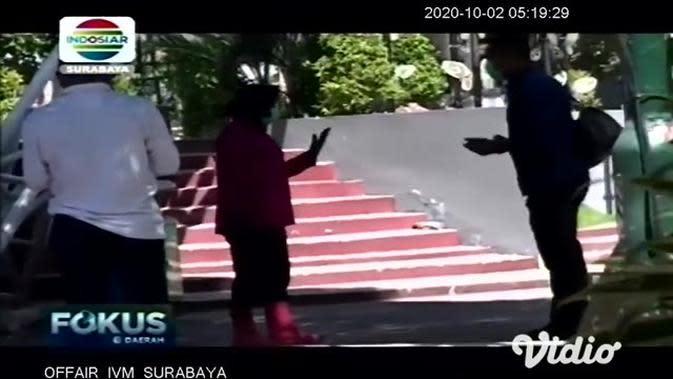 VIDEO: Antisipasi Musim Hujan, Pemkot Surabaya Cek Kesiapan Alat Penanggulangan Bencana