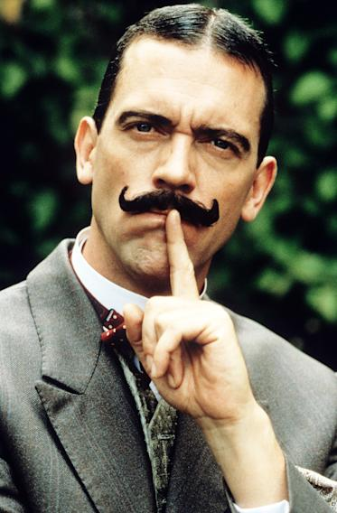 Mustache Gallery Hugh Laurie Spice World