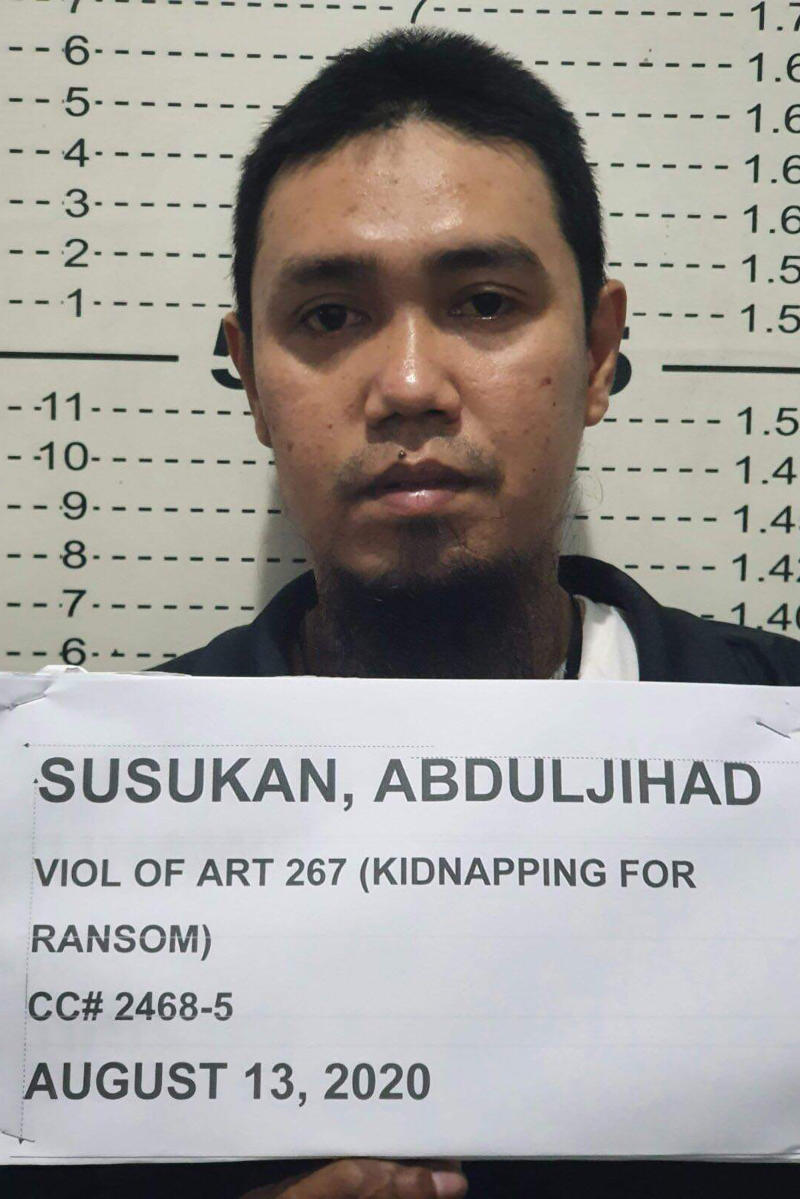 Philippine Abu Sayyaf Commander