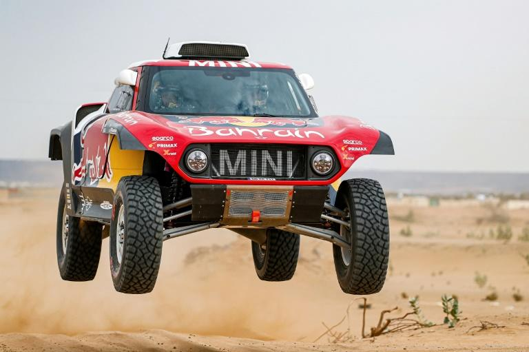 Carlos Sainz of Spain won this year's Dakar Rally cars race -- his third victory in the gruelling event