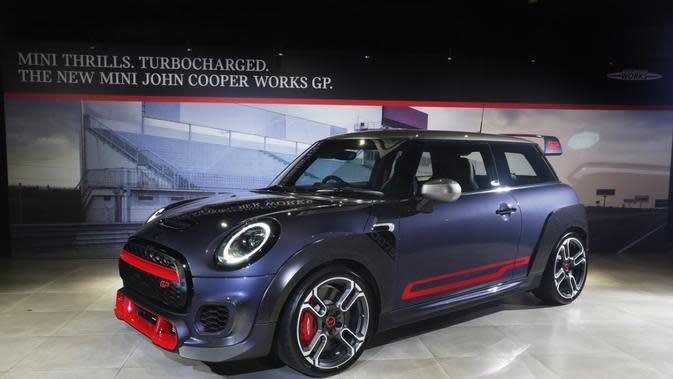 Mini John Cooper Works GP Dibanderol Rp1,5 Miliar (Ist)