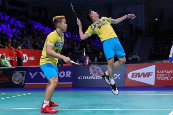 Ganda Putra dan Campuran Indonesia Ramaikan Final Denmark Open 2019!