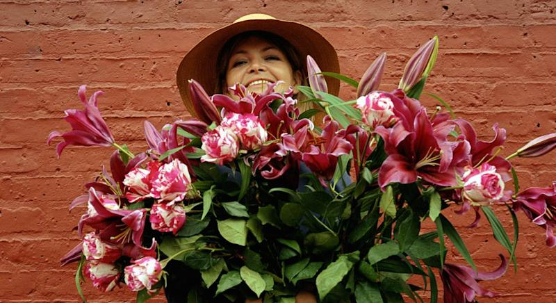 Interflora launches 'self-partnered' collection (Getty Images)