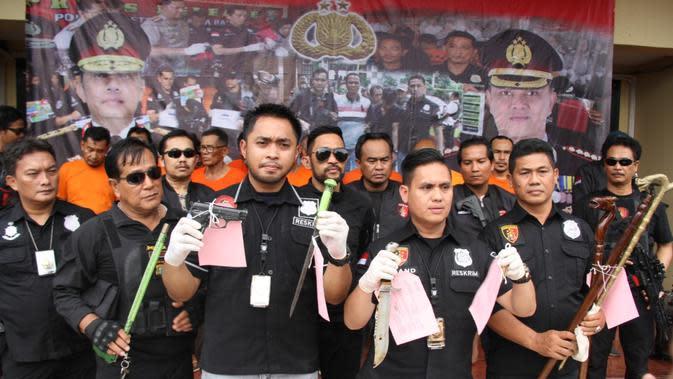 Polisi: Jangan Takut Lapor Jika Diintimidasi Preman