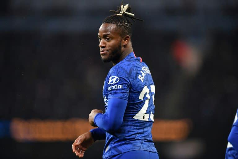 Chelsea's Batshuayi returns to Crystal Palace on loan