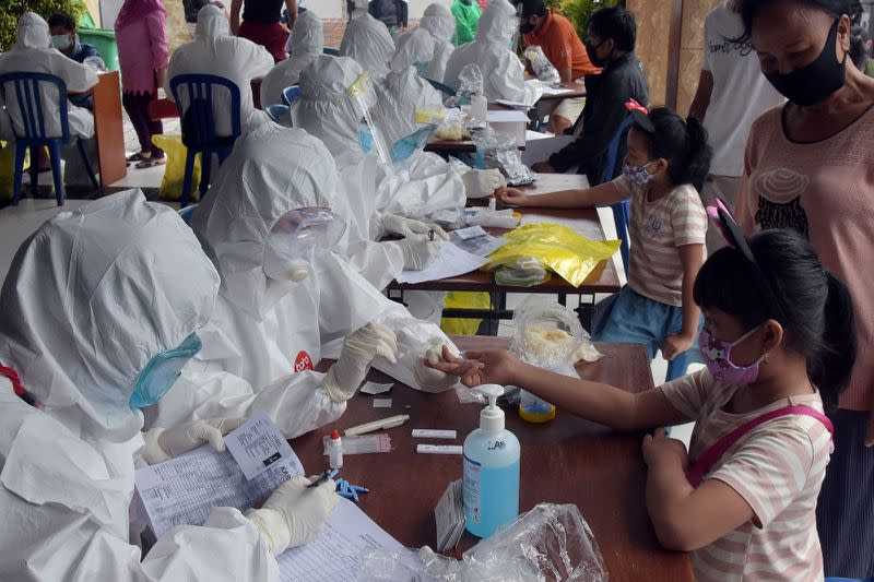 Coronavirus stigma runs deep and dangerous in Indonesia