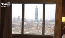 只能在台灣跨年! 北市飯店「煙火房」詢問度高