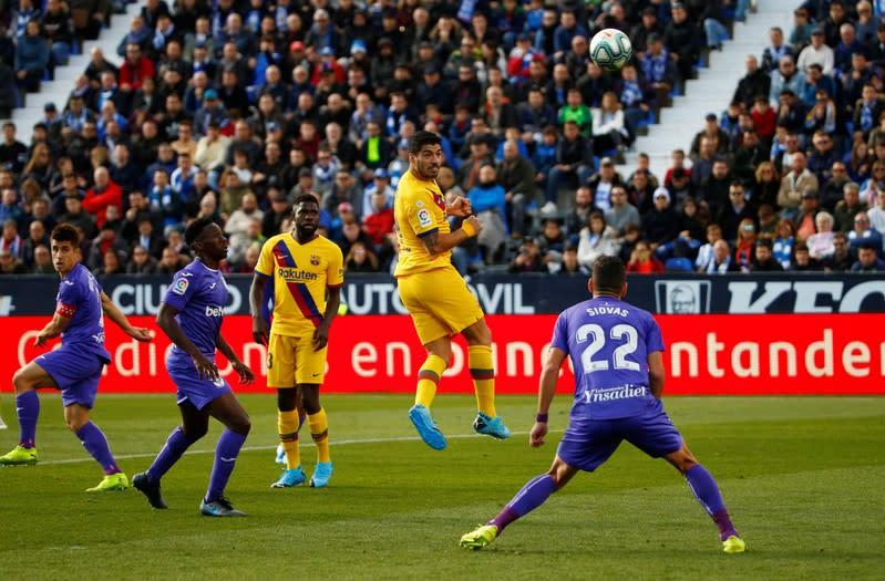 La Liga Santander - Leganes v FC Barcelona
