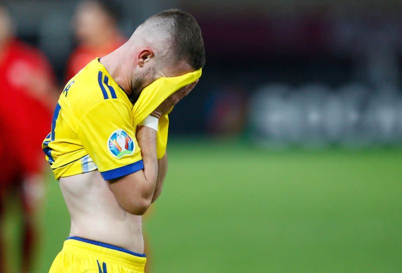 Depleted Kosovo's Euro dream shattered by North Macedonia