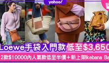 名牌手袋 Loewe手袋入門低至$3,650!12款$1萬內人氣款Gate、Cushion低至半價