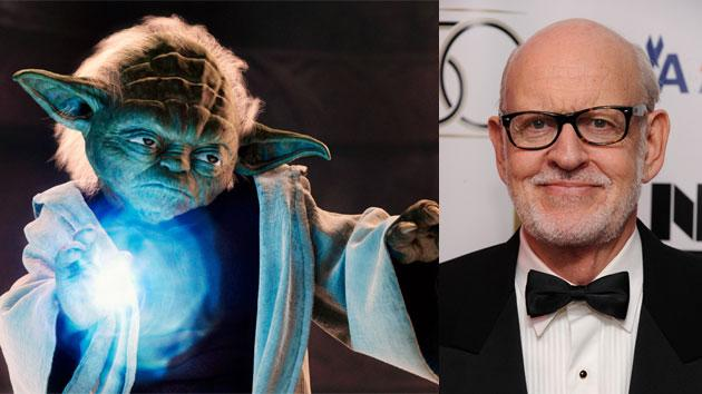 Frank Oz ready to return as the voice of Yoda for any future 'Star Wars' films