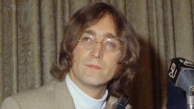 John Lennon (AP Files)