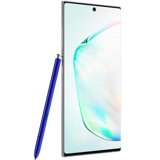 The Samsung Galaxy Note 10+ comes with a tiny blue stylus and it's legitimately useful.