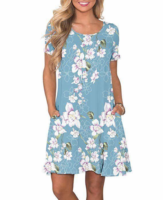 Korsis T-Shirt Dress (Photo: Amazon)