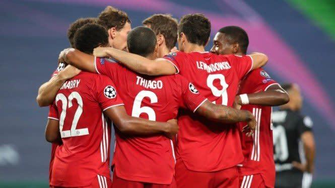 Rekor Sempurna Bayern Menuju Final, Hancurkan Chelsea dan Barcelona