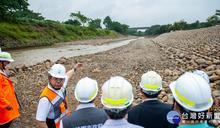 桃市中壢老街溪下游整治工程 預計110年4月完成治理