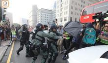 兩男否認藏工具圖毀壞 警同意截查處遠離集會