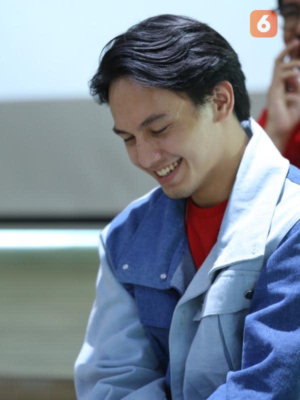 Jefri Nichol. (Adrian Putra/Fimela.com)