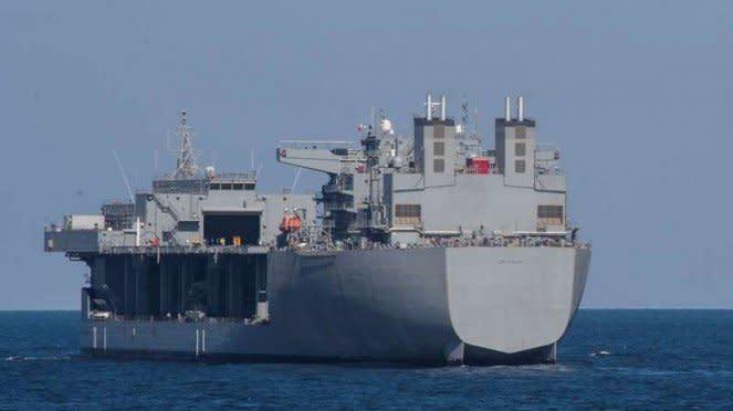 VIVA Militer: Kapal Angkatan Laut Amerika Serikat, USS Harshel