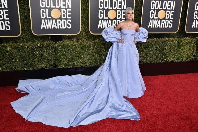 lady gaga golden globe 2019
