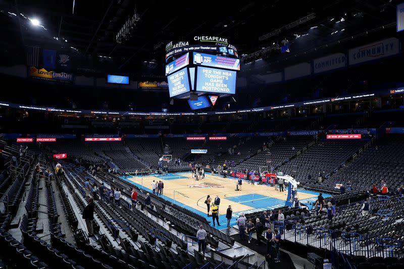 NBA tunda musim setelah tes pemain Jazz positif virus corona