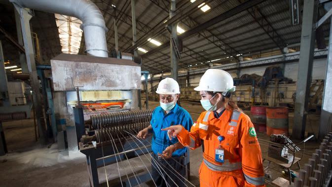 Demi Ekonomi Nasional Bertumbuh, PGN dan Gas Bumi Dukung Perkembangan Kawasan Industri