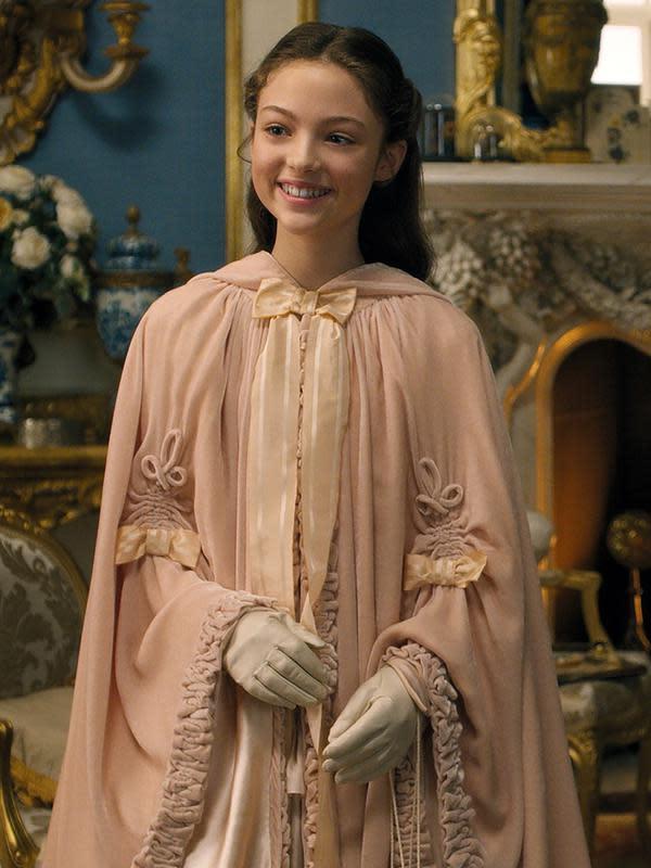Carmel Laniado sebagai Lady Rose. (Foto: Dok. Universal Pictures)