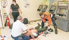 舊同事積怨新仇 護衞員遭割頸亡