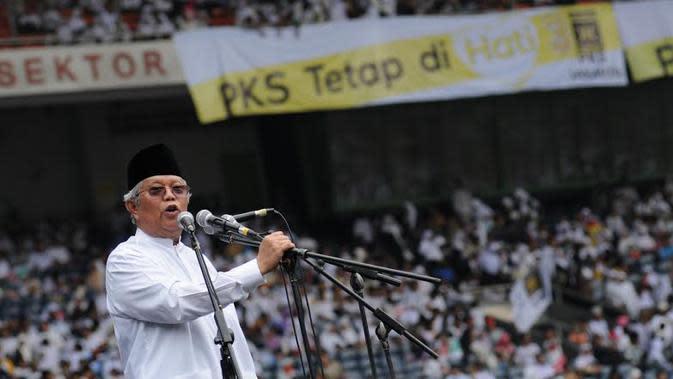Jazuli: Hilmi Aminuddin Wafat, PKS Kehilangan Guru dan Pembimbing Dakwah