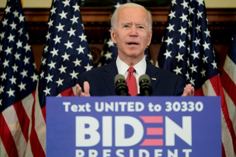 Biden vows to heal racial wounds, rips Trump as divisive: 'Is this who we want to be?'