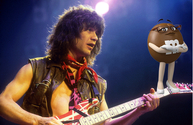Yes, Van Halen Really Did Require Concert Venues to Remove the Brown M&Ms