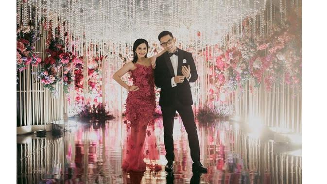 Indra Herlambang dan Ersa Mayori (Sumber: Instagram/ersamayori)