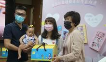 饒慶鈴縣長為新生兒精心設計臺東專屬育兒生日禮 陪伴家長「育」見幸福