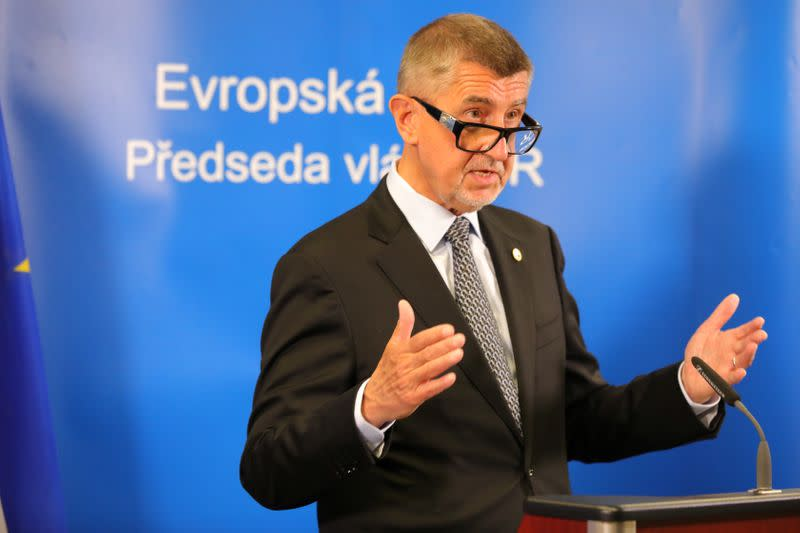 Czech PM vetoes V4 meeting with Belarus opposition leader