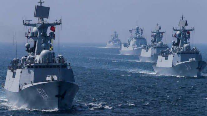 VIVA Militer: Armada Angkatan Laut Tentara Pembebasan Rakyat China (PLAN)